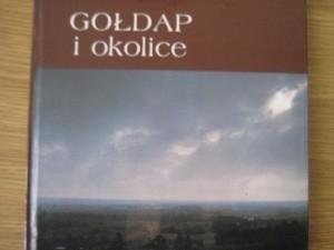 Okładka książki Gołdap i okolice