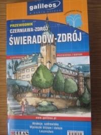 Okładka książki Przewodnik Czerniawa - Zdrój, Świeradów - Zdrój