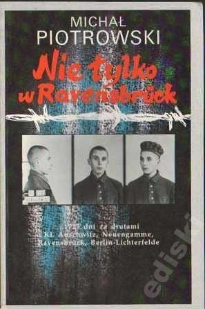 Okładka książki Nie tylko w Ravensbrück
