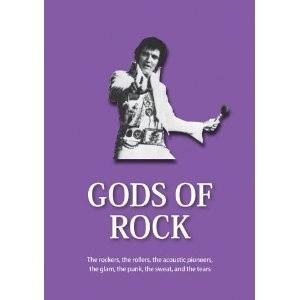 Okładka książki Gods of Rock