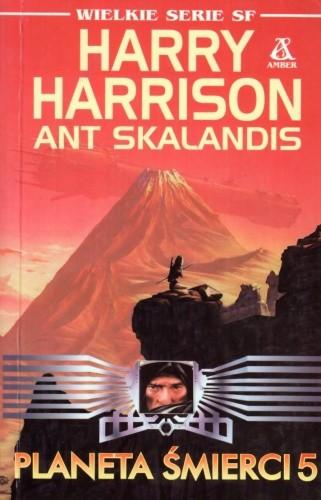 Okładka książki Planeta śmierci 5