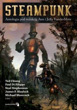 Okładka książki Steampunk