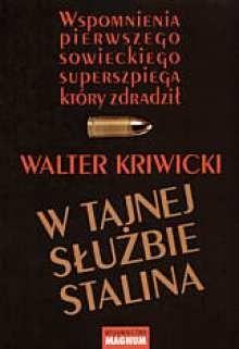 Okładka książki W tajnej służbie Stalina
