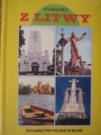 Okładka książki Pamiątka z Litwy