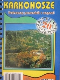 Okładka książki Karkonosze. Ilustrowany przewodnik z mapami
