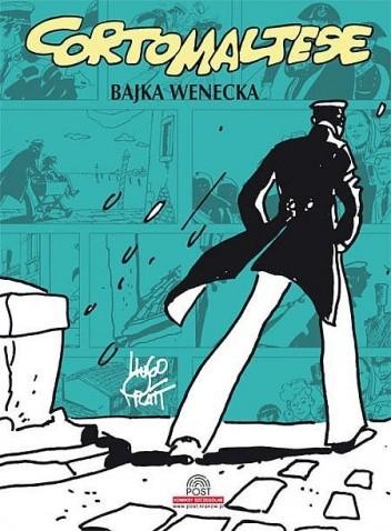 Okładka książki Corto Maltese: Bajka Wenecka