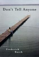Okładka książki Don't Tell Anyone