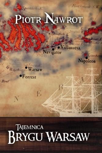 Okładka książki Tajemnica Brygu Warsaw
