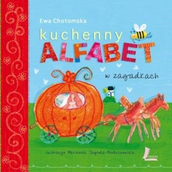 Okładka książki Kuchenny Alfabet w Zagadkach