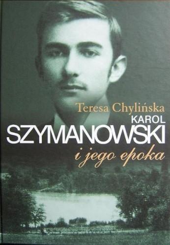 Okładka książki Karol Szymanowski i jego epoka. T. 1
