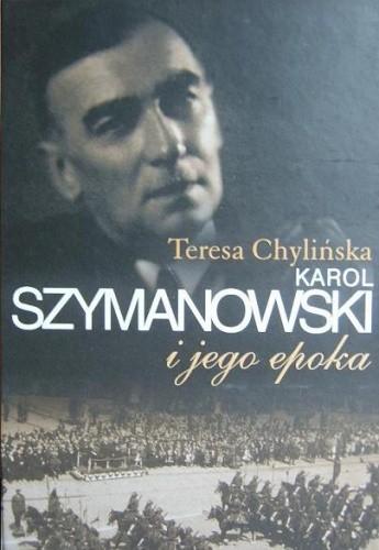Okładka książki Karol Szymanowski i jego epoka. T. 2