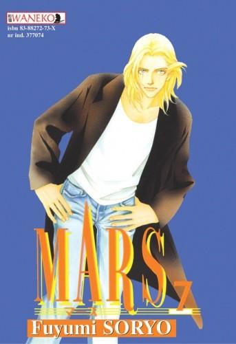 Okładka książki Mars 7