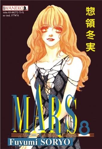 Okładka książki Mars 8