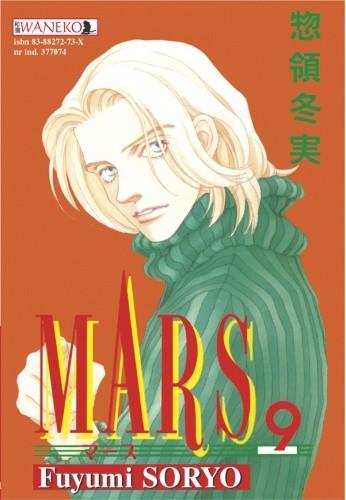 Okładka książki Mars 9