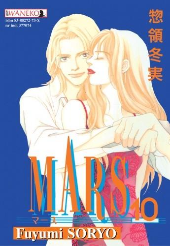 Okładka książki Mars 10