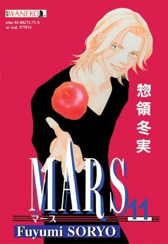 Okładka książki Mars 11