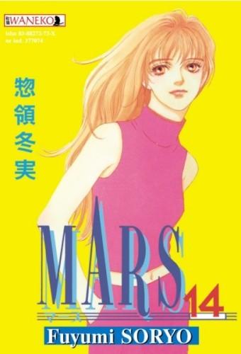 Okładka książki Mars 14