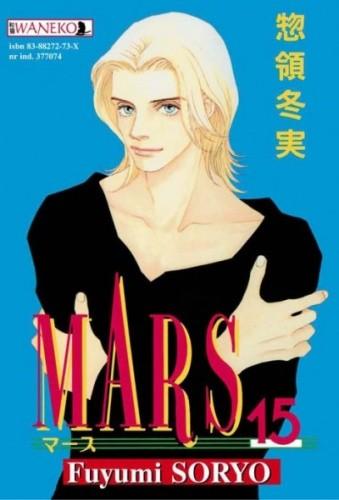 Okładka książki Mars 15