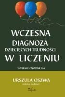 Okładka książki Wczesna diagnoza dziecięcych trudności w liczeniu