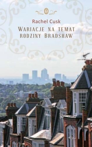 Okładka książki Wariacje na temat rodziny Bradshaw