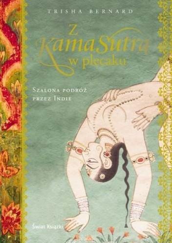 Okładka książki Z Kamasutrą w plecaku