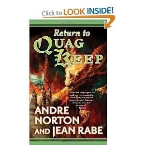 Okładka książki Return to Quag Keep