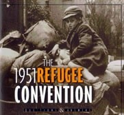 Okładka książki The 1951 Refugee Convention - Questions & Answers
