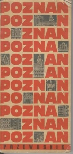 Okładka książki Poznań