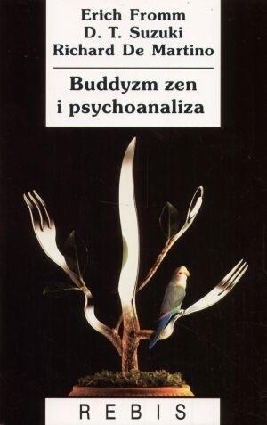 Okładka książki Buddyzm zen i psychoanaliza