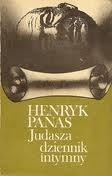 Okładka książki Judasza dziennik intymny