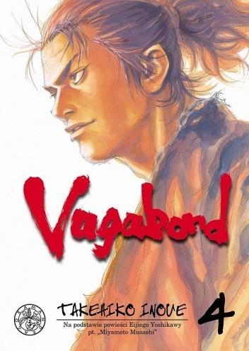 Okładka książki Vagabond t.4