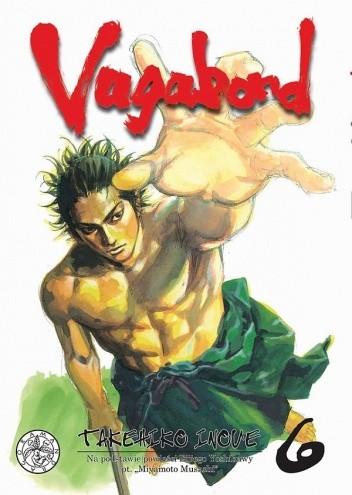 Okładka książki Vagabond t.6