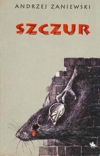 Okładka książki Szczur