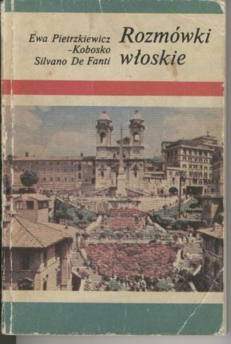 Okładka książki Rozmówki włoskie