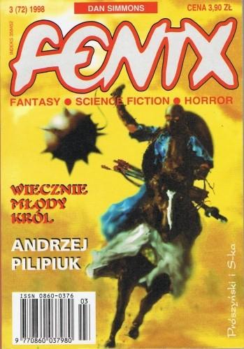 Okładka książki Fenix 1998 3 (72)