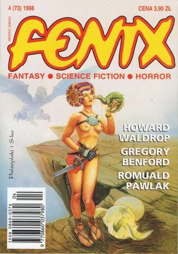 Okładka książki Fenix 1998 4 (73)