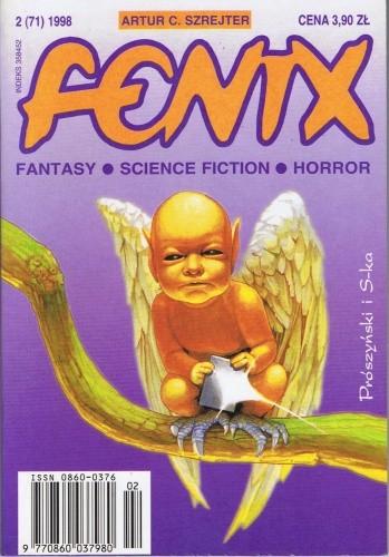 Okładka książki Fenix 1998 2 (71)