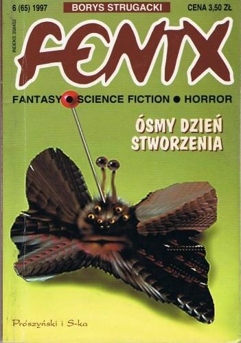 Okładka książki Fenix 1997 6 (65)