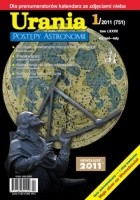 Urania - Postępy Astronomii 1/2011