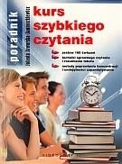 Okładka książki Kurs szybkiego czytania. Poradnik