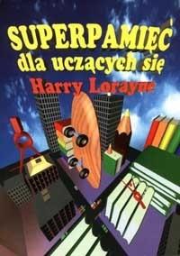 Okładka książki Superpamięć dla uczących się