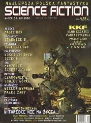 Okładka książki Science Fiction 2002 02 (12)
