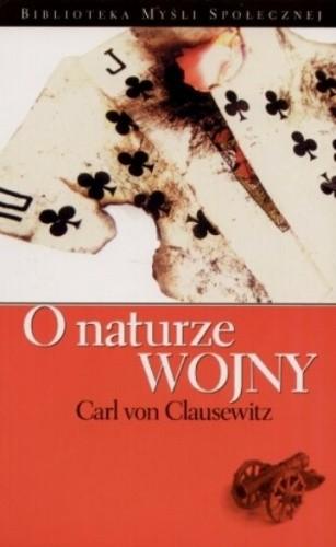 Okładka książki O naturze wojny