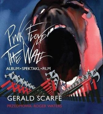 Okładka książki Pink Floyd. The Wall