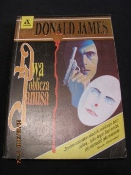 Okładka książki Dwa oblicza Janusa