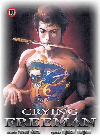 Okładka książki Crying Freeman tom 9