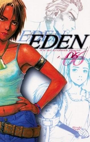Okładka książki Eden: It's an Endless World 6