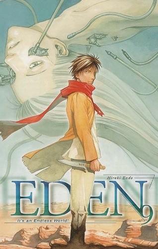 Okładka książki Eden: It's an Endless World 9