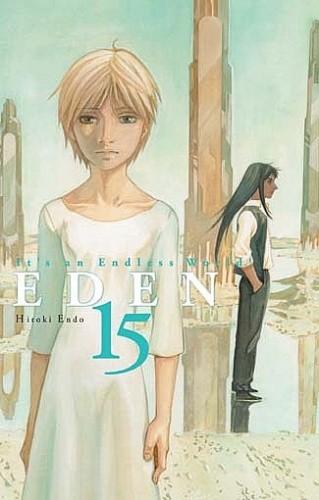 Okładka książki Eden: It's an Endless World 15