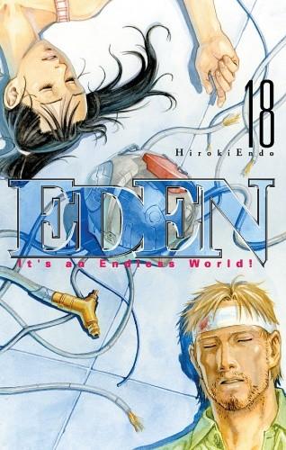 Okładka książki Eden: It's an Endless World 18